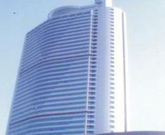 2002年5月1号:济南明珠大厦  良